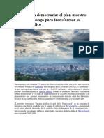 Plan Maestro Bucaramanga
