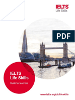 Ielts Guide for Teachers Life Skills Us