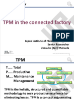 TPM in the Connected Factory