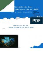 Definicion de modos de operacion de un DBMS.docx
