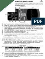 TU-100 Manual