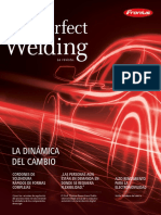 Fronius Perfect Welding La Revista