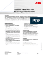 CHP001 – Power Grids Integration and Automation Technology - Fundamentals