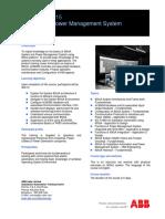 INPSNM-SA15 800xA and Power Management System-Rev-B