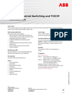 CHP522 – Ethernet Switching and TCP-IP - Introductionpdf