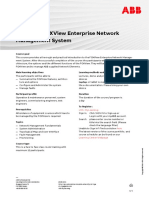 CHP554 – FOXView Enterprise Network Management System