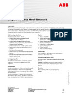CHP582 – Tropos Wireless Mesh Networks