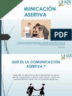 Capacitacion Comunicacion Asertiva