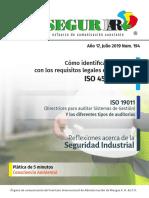 194 Revista Seguriiar Julio 2019