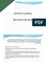 Construções Sustentáveis PDF