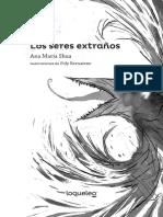 Ana María Shua - Los Seres Extraños