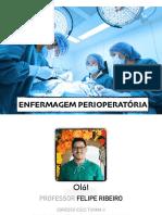 AULA Enfermagem perioperatória