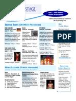 2008-2008 Studio Registration Packet