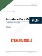 INTRODUCCION A  C#