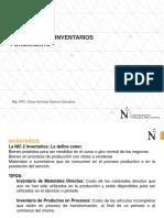 Sistemas de Valuacion de Inventarios Permanente