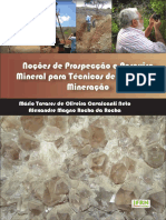 Nocoes de Prospeccao e Pesquisa Mineral para Tecnicas de Geologia e Mineracao - Ebook.pdf