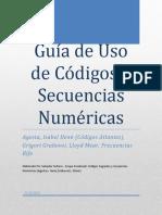 Codigos Guia de uso y secuencias frecuencias y CE.pdf
