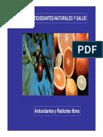2011 01 10 AntioxidantesYRadicaleslibres