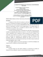 CARACTERÍSTICAS E DESENVOLVIMENTO DAS CRIANÇAS COM SÍNDROME DE DOWN