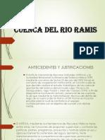 Cuenca Del Rio Ramis