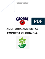 AUDITORIA AMBIENTAL EMPRESA GLORIA S.docx