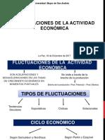 Fluctuaciones de la actividad económica