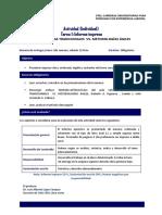 Modelo 01 de Desarrollo de Software