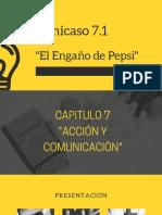 Minicaso 7.1 _El Engaño de Pepsi_