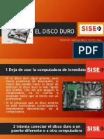 El Disco Duro - SANTIAGO PAULO CASTRO YNGA