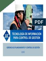Presentacion RO SAP