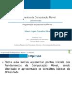 Fundamentos Da Computação Móvel - PDF
