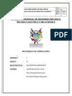 Informe Ensayo Plasticos
