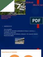 ZONA FRANCA Diapositivas