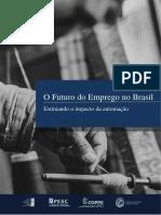 O Futuro Do Emprego No Brasil