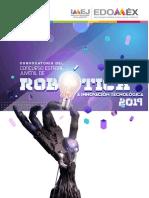 Concurso Juvenil de Robótica Edomex 2019
