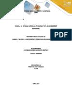 Unidad 1 - Taller 2 - Comprencion y Produccion de Discurso Narrativo