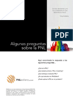 PNL PREGUNTAS FRECUENTES