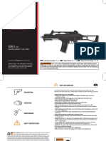 Manual HK G36C 2275015 Elite Level 04R13