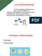 servicio al cliente Telemarketing.pdf