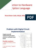 Module 1_Introduction to Hardware Description Language.pptx