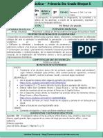 Plan 5to Grado - Bloque 5 Educación Artística (2016-2017).doc