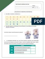 Prova de Matemática 4b
