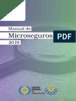 Manual de Microseguros 2019