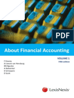 About Financial Accounting Vol 1 5th Edition