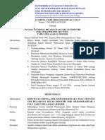 SK Panitia Internal Kelas Industri