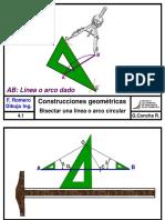 4.Construcciones Geométricas Básicas