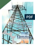 Catalogo General Fammsa