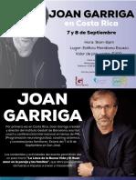 Presentacion Joan Garriga 2019
