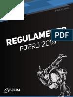 Regulamento FJERJ 2019 1