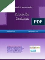 claves para una educación inclusiva
